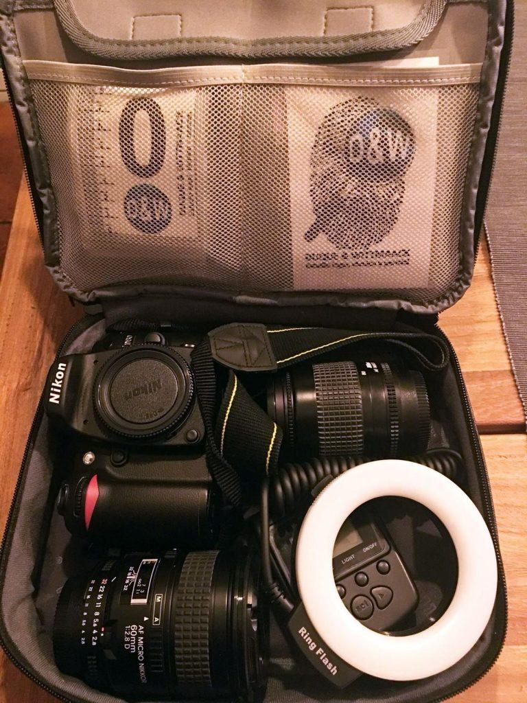 equipo fotografia forense
